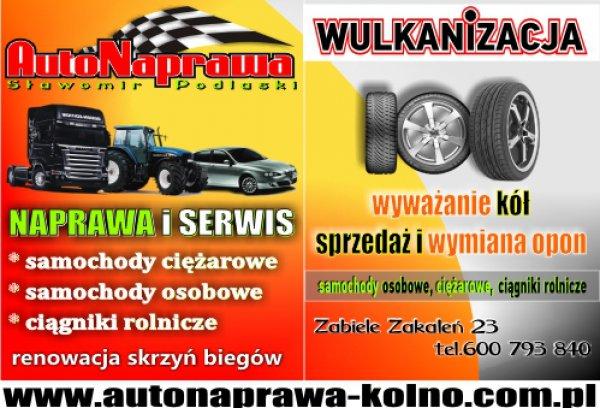 Auto Naprawa Sławomir Podlaski
