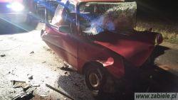 Śmiertelny wypadek na trasie Zabiele – Turośl
