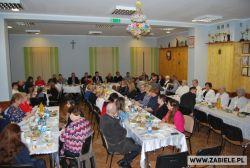 Spotkanie opłatkowe zespołów oraz kół gospodyń wiejskich