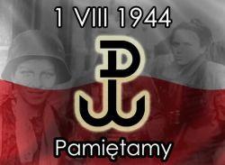 66 rocznica wybuchu Powstania Warszawskiego