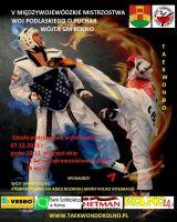 Zapraszamy na zawody w taekwondo