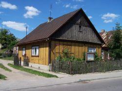 Dom sołtysa w Zabielu - 2014 rok | Fot. Kamil Sekściński
