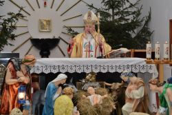 J.E. ks. Bp Romuald Kamiński - biskup pomocniczy Diecezji Ełckiej | Fot. ks. Stanisław Śliwowski