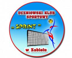 """Uczniowski Klub Sportowy """"Sprint"""" w Zabielu"""