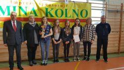 IX Jesienny Turniej Tenisa Stołowego | Fot. www.gminakolno.pl