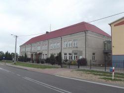 Budynek Zespołu Szkół Samorządowych w Zabielu