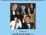 Plakat na koncert wokalny w ramach XXIV Międzynarodowego Festiwalu Muzyczne Dni Drozdowo - Łomża 2017