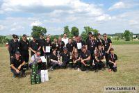 Czytaj więcej: OSP Zabiele najlepsze na zawodach sportowo-pożarniczych w Kumelsku