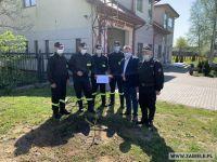 Czytaj więcej: W Zabielu posadzono drzewka Świerku Papieskiego
