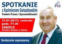 Czytaj więcej: Spotkanie z Kazimierzem Gwiazdowskim