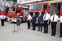 Czytaj więcej: Otrzymaliśmy dotacje na nowy wóz strażacki!