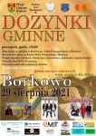 Czytaj więcej: Zapraszamy na Dożynki Gminne w Borkowie