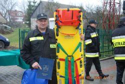 Sprzęt ratownictwa medycznego - 17.11.2009 r.