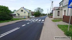 Zakończono remonty dróg w Zabielu