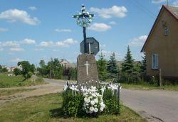 Krzyż z 1888 r.
